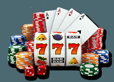Онлайн казино — выигрыш и развлечения