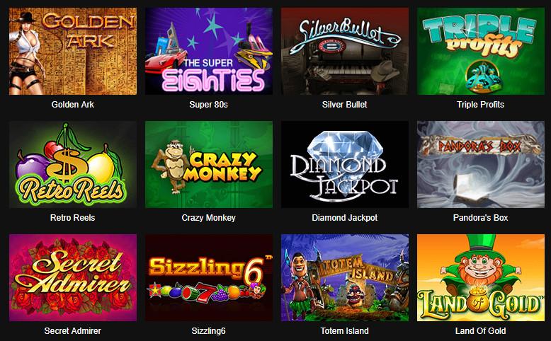 Игровой клуб онлайн — азартные развлечения у вас дома