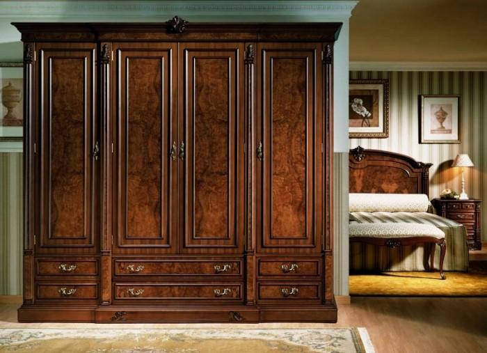 Мебель для гардероба и не только. Шкафы из массива