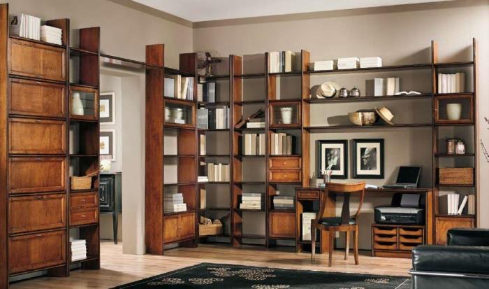Выбор книжного шкафа